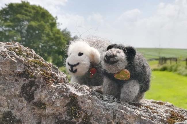 herdwick-wool-felting
